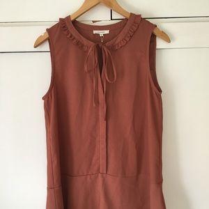 Designer Pleione tunic blouse